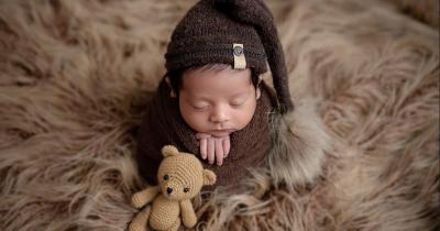 Potret Lucu Baby Syaki, Anak Pertama Rizki DA Nadya Mustika