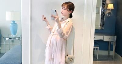 9 Rekomendasi Baju Hamil a la Korea yang Nyaman dan Trendy