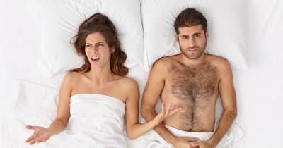 Mengenal Pity Sex, Berhubungan Seks Atas Dasar Kasihan