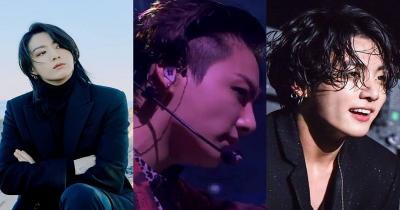 8 Gaya Rambut Jungkook BTS bisa Jadi Inspirasi, Keren Banget Nih