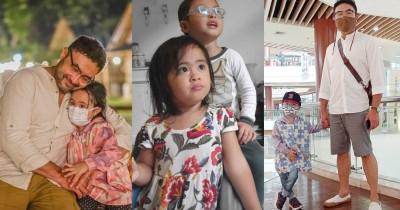 10 Potret Papa Idaman, Surya Saputra Kedua Anak Kembarnya