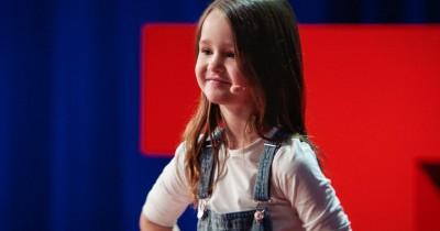 "Bocah 7 Tahun Mengungkapkan Bagaimana ""CIlukba"" Dapat Mengubah Dunia"