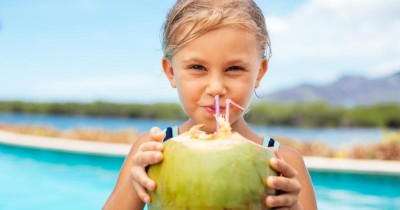 7 Manfaat Air Kelapa untuk Anak Balita yang Sangat Bergizi