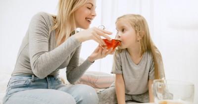 Bolehkah Anak Balita Diberikan Teh Ketika Mengalami Batuk?