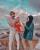 7. Potret menggemaskan Baby Ukkasya atas kapal