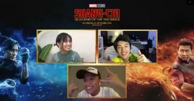 Bangga! Karya Rich Brian hingga NIKI Ada di Film 'Shang-Chi'