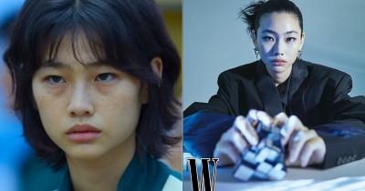 Berperan Judes Squid Game, 8 Potret Jung Ho Yeon Dunia Nyata