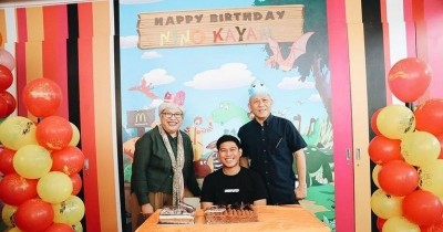 'Nikmati Rindunya', Lagu Penuh Haru Nino RAN untuk Mendiang sang Papa