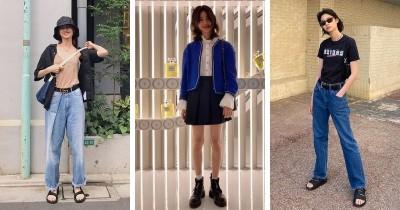 9 Ide OOTD Kasual a la Jung Ho Yeon 'Squid Game' untuk Remaja