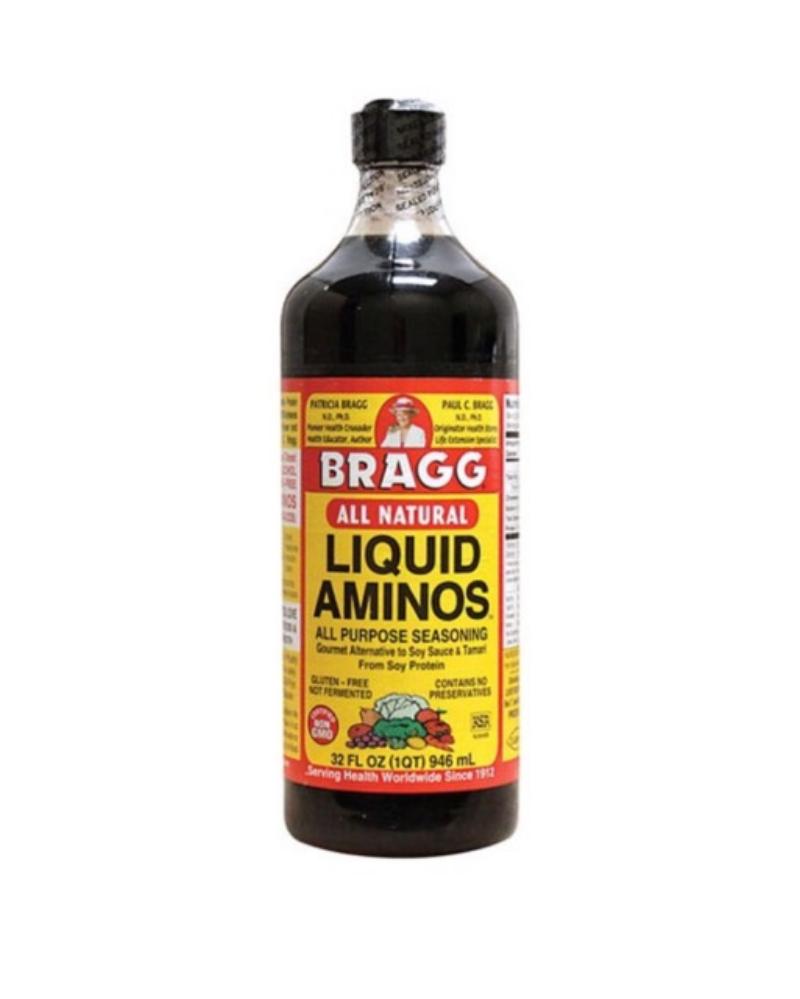 5. Bragg liquid aminos