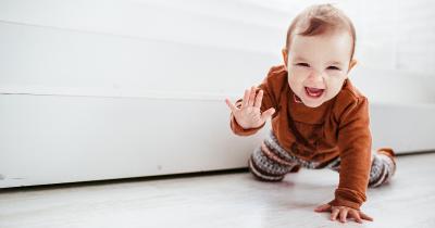 Cara Mencegah Bayi Cedera saat Sedang Belajar Jalan