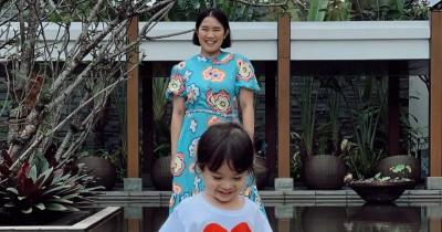 Eksklusif: Tips Pola Asuh a la Radhini, Membuat Kesepakatan Bersama Suami Demi Tumbuh Kembang Anak