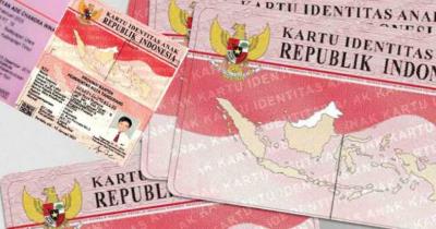 Manfaat Syarat Membuat KIA (Kartu Identitas Anak), Sudah Pu Ma