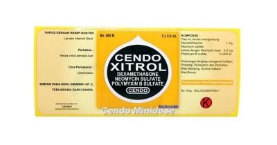 Mengenal Cendo Xitrol, Obat untuk Meredakan Infeksi Mata