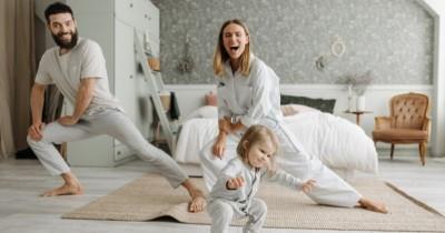 Tips Olahraga Bisa Dilakukan Ibu Menyusui