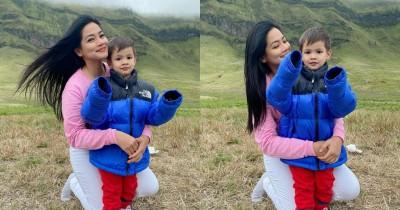 9 Foto Kai, Anak Kedua Titi Kamal dan Christian Sugiono