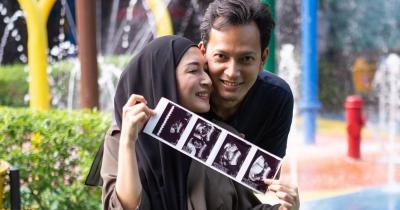 Cerita Istri Fedi Nuril Hamil Anak Ketiga, Kaget Sekaligus Bahagia