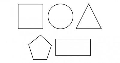 Sering Ditemui, Ini 8 Bentuk Bangun Datar, Gambar Beserta Ciri-cirinya