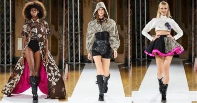 Batik Durian Lubuklinggau Eksis Milan Fashion Week
