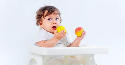 Jadwal Makan Bayi Usia 9 Bulan
