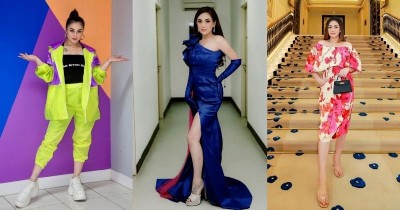 8 Potret Fashion Celine Evangelista, Tampil Menawan Setiap Momen