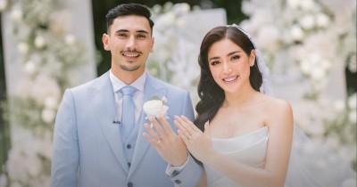 7 Fakta Pernikahan Jessica Iskandar Vincent Verhaag