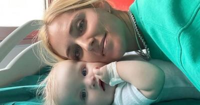 Vittoria, Anak Chiara Ferragni Terkena Demam Hingga Dibawa ke IGD