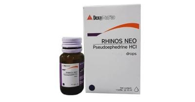 Rhinos Neo Drops Manfaat, Dosis, Efek Samping Anak
