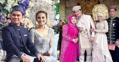 15 Pasangan Artis Mengusung Pernikahan Adat Minang