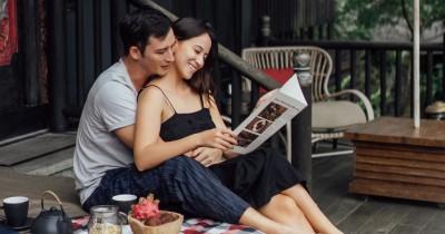 7 Fakta Perjalanan Cinta Mike Lewis dengan Janisaa Pradja
